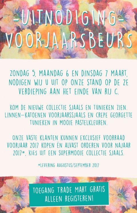 Voorjaarsbeurs Trade Mart Utrecht